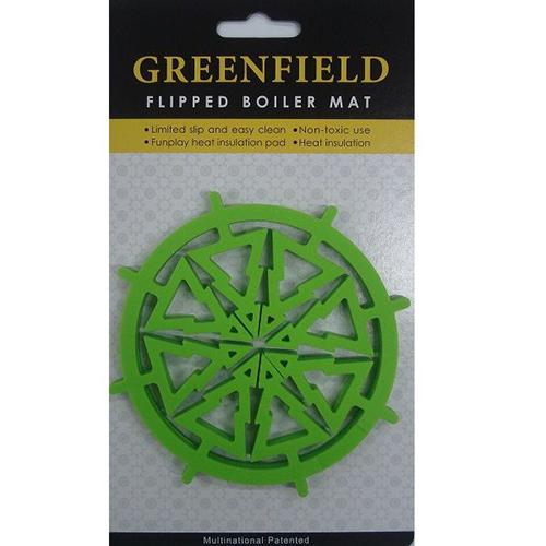 PH-513   GREENFIELD FLIPPED BOILER MAT