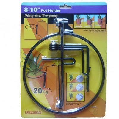 8~10 adjustable  pot holder,heavy-duty