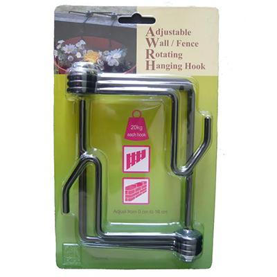 adjustable 3 foot rotating hanging hook