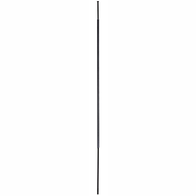 Aero Blade Spoke 3.2mm Black Straight Pull