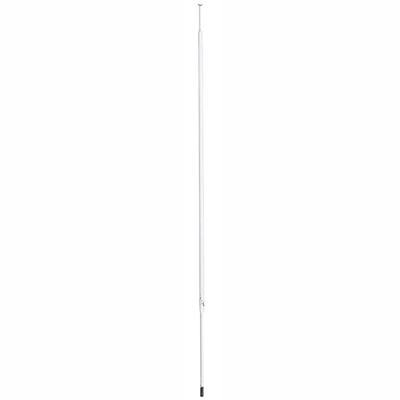 Aero Blade Spoke 3.2mm White Straight Pull