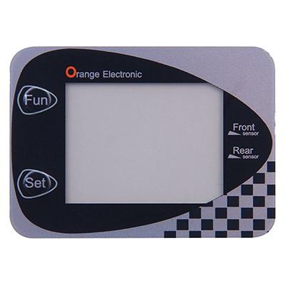 Acrylic Plate ORG-006-18