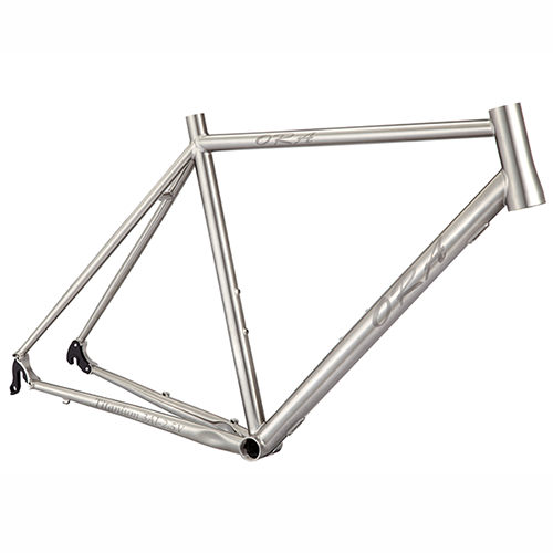 CYCLO CROSS 17-CX-301-3Al 2.5v TITANIUM FRAME