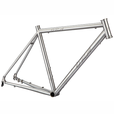 ROAD 17-S6R-302-630 STAINLESS FRAME