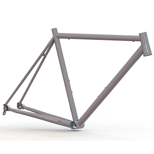 ROAD 17-S2R-302-2205 STAINLESS FRAME