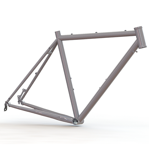 CROSS 17-S2C-301-2205 STAINLESS FRAME