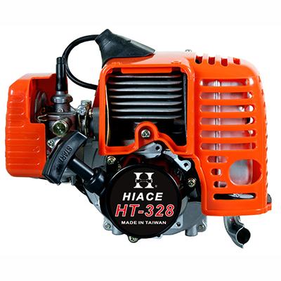 2-Stroke Gasoline Engine HT-328 / HT-358