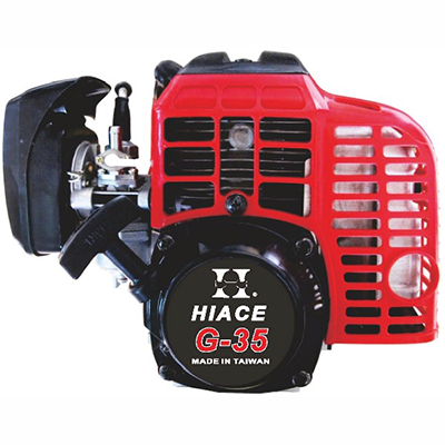 2-Stroke Gasoline Engine G-35 / G-45