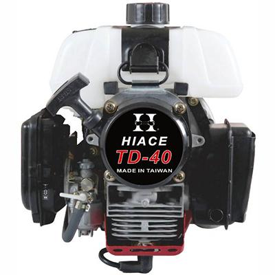 2-Stroke Gasoline Engine TD-40