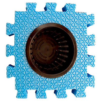 TH-105 Hydroponic Aquaponics Plant Pot