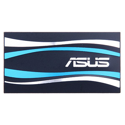 Metal Surface Treatment Nameplate & Emblem CUTN-008-01