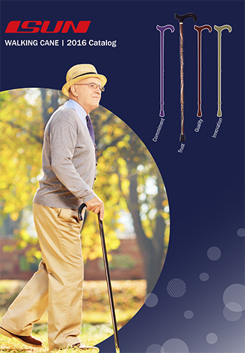 Isun Sports Industrial Corp. (Walking Cane -- 2016