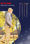 Isun Sports Industrial Corp. (Walking Cane -- 2016 Catalog)