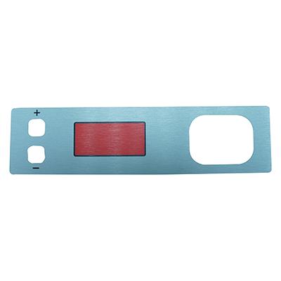 Plastic Mylar Nameplate ATO-006-05