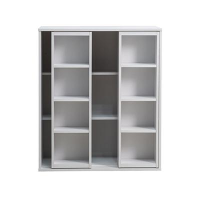 Sliding Bookshelf YH-AR962 -W