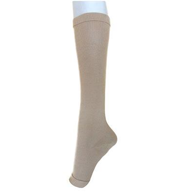 Compression Knee-High Socks w/Open Toe-HS-3601