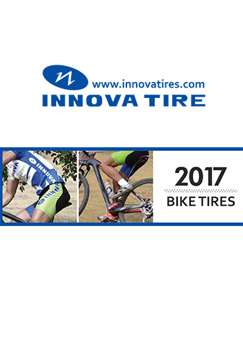 Innova Rubber Co., Ltd. (2017 INNOVA-BIKE TIRES)