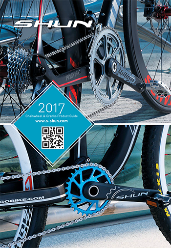Shun Shing Industry Co., Ltd. (2017 Chainwheel & Cranks Product Guide)