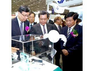 2016年台灣國際機車產業四聯展 4月6日盛大開展