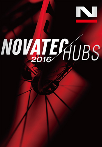 Joy Industrial Co., Ltd. (2016 Novatec Hubs)