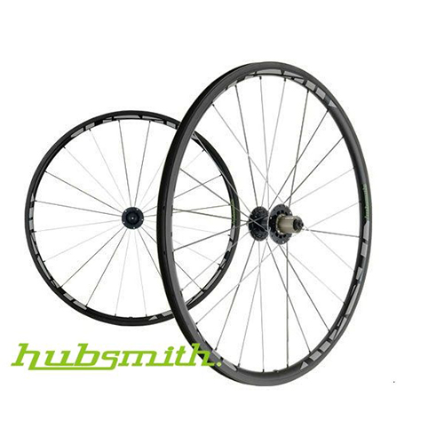(NEW) HS-Titan CC38 Fusion Spokes 700C C+C UD Carbon Wheel Set
