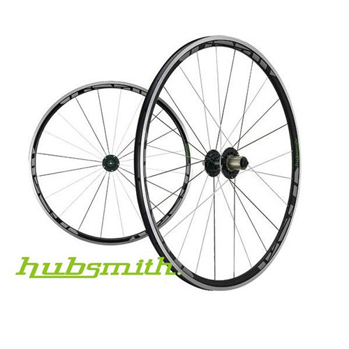 (NEW) HS-Titan AC34 Fusion Spokes 700C AL6069-T6 Wheel Set