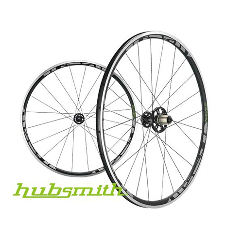 (NEW) HS-Hades AC34 Inertia 700C AL6069-T6 Wheel Set