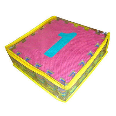Number Puzzle Mats
