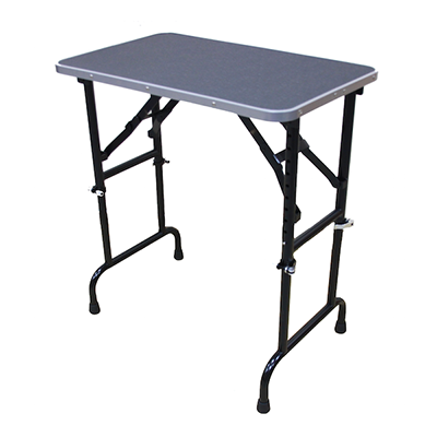 Adjustable Height Dog Grooming Tables