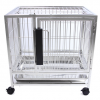 Square Tube+Wire Netting Dog Cages