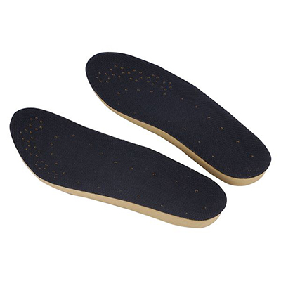 Balance correction activities insoles/Charcoal