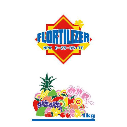 Fertilizer NPK 8-25-35+TE