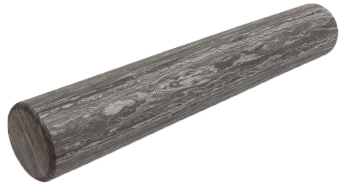 Heat-Pressed Marble Foam Roller (1