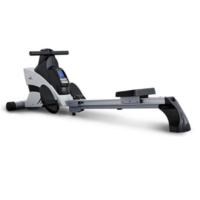 Magnetic Rower with built-in heart rate receive