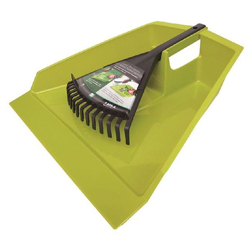 Leaf Dustpan with Rake Set - T-806-A