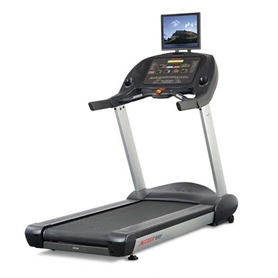 AC Motor Motorized Treadmill for Commercial Use GOTECH 9968