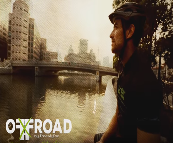 ROAD BIKE FREESTYLE IN CHINA - YOHAN TRIBOULAT