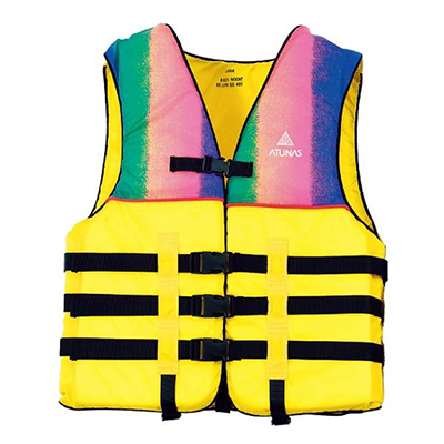 America Rainbow-Type Life Jackets