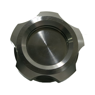 Titanium Oil Cap