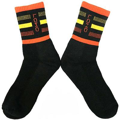 Charcoal Cushion Sports Socks BB33018GK