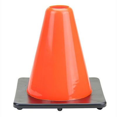 TPR Soft MARKER CONE (Heavy Base) (PSC-06 / PSC-09 / PSC-12)