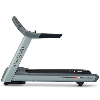 Treadmill M8 E Plus (Grey)