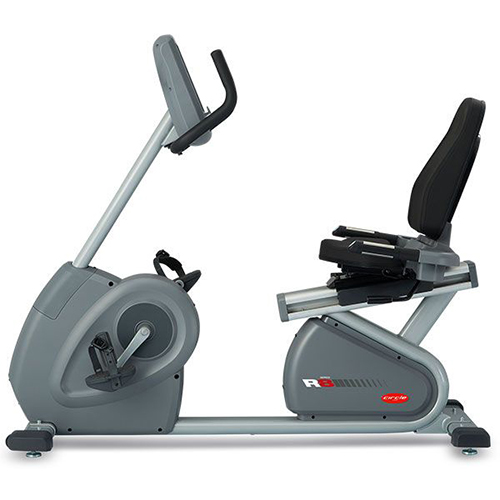 Recumbent Bike R8 (Grey)