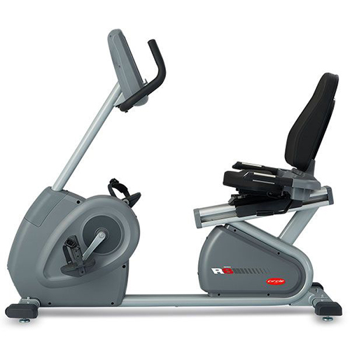 Recumbent Bike R8 E Plus (Grey)