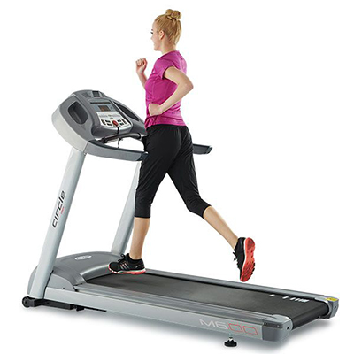 Treadmills M6 AC (Grey)