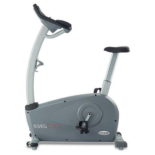 Upright Bike B6 (Grey)
