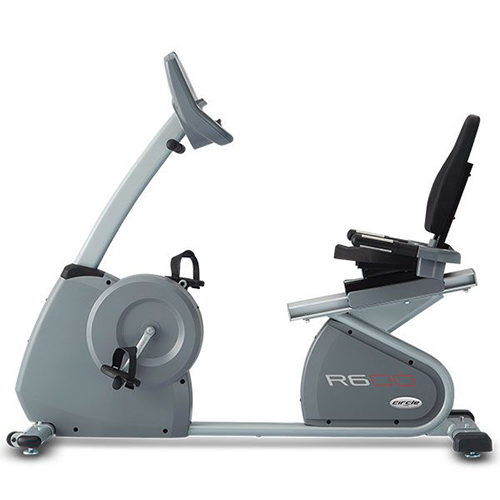 Recumbent Bike R6 (Grey)