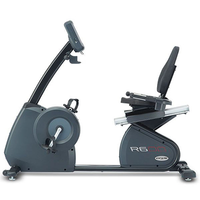 Recumbent Bike R6 E (Black)