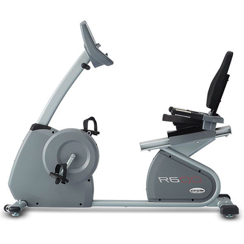 Recumbent Bike R6 E (Grey)