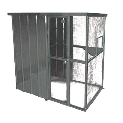 (P23001) Cat Home - Enclosure